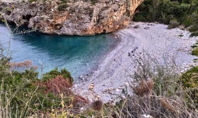 Οι πεζοπόροι του Ευκλή εξερευνούν τα καλντερίμια της Καρδαμύλης και το σπήλαιο Βατσινίδη 1