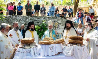 Αγίου Πνεύματος στη Μητρόπολη Μεσσηνίας
