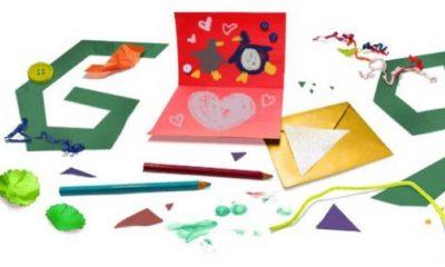 Γιορτή του Πατέρα 2020: Αφιερωμένο στους μπαμπάδες το Doodle της Google 2