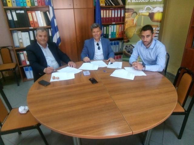 Υπεγράφησαν οι συμβάσεις έργων με δήμους της Μεσσηνίας 11
