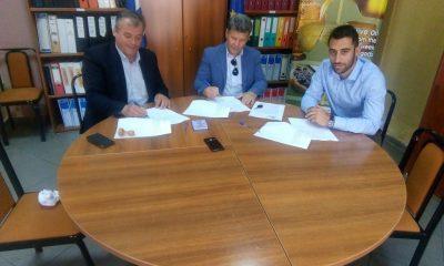 Υπεγράφησαν οι συμβάσεις έργων με δήμους της Μεσσηνίας 2