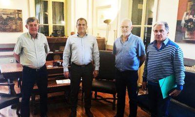 Συνεργασία Μεσσηνιακού ΓΣ - Δήμου Καλαμάτας για την αναβάθμιση των Παπαφλεσείων 15