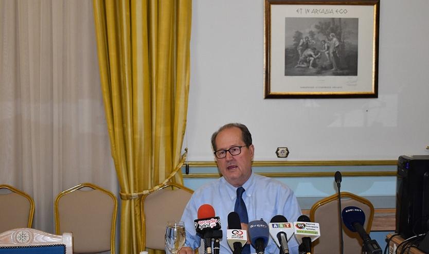 Ικανοποίηση του περιφερειάρχη Π. Νίκα από τη συνάντησή του με τον πρωθυπουργό Κ. Μητσοτάκη 7