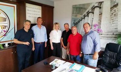 H Ομοσπονδία Πελοποννησίων Ελλάδος στη Δήμαρχο Οιχαλίας για ενέργειες και δράσεις στην περιοχή 6