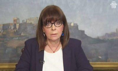 Σακελλαροπούλου: «Η Ελλάδα μετέτρεψε μια δεινή κρίση σε ευκαιρία» 1