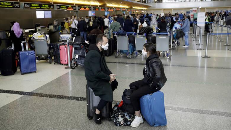 Ανοίγουν αύριο οι πτήσεις εξωτερικού: Σε ετοιμότητα τα αεροδρόμια Αθήνας και Θεσσαλονίκης 13