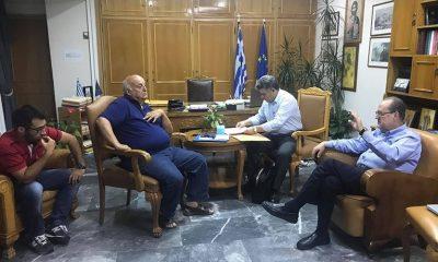 Συναντήσεις με φορείς της Μεσσηνίας είχε ο περιφερειάρχης Πελοποννήσου στην Καλαμάτα 4