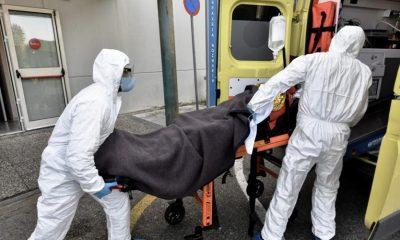Κορονοϊός: Κι άλλος νεκρός στην Ελλάδα – Στα 183 τα θύματα από την πανδημία 2