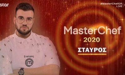 Μεγάλος νικητής του MasterChef ο Σταύρος Βαρθαλίτης 2