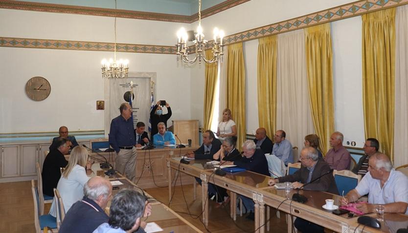 Άκαρπη η συνάντηση με τον αντιπρόεδρο του ΕΛΓΑ για τις ζημιές από τον καύσωνα 17