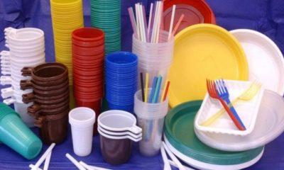 Τέλος όλα τα πλαστικά μιας χρήσης από 1η Ιουλίου 2021 – Τα 9 προϊόντα που θα καταργηθούν δια νόμου 1