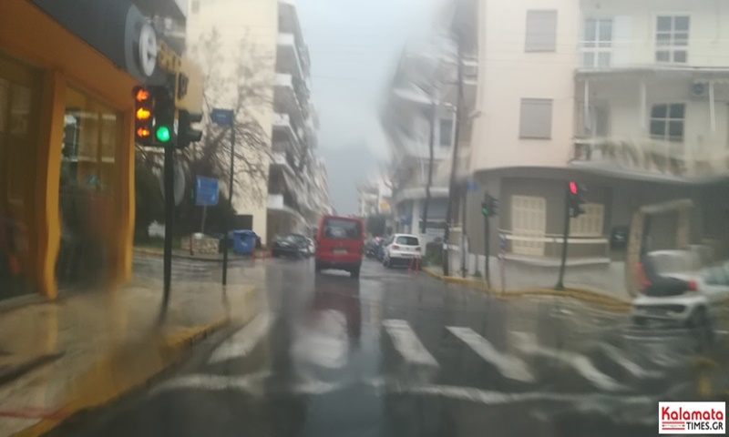 Έκτακτο δελτίο επιδείνωσης καιρού: Καταιγίδες, άνεμοι και χαλάζι 15
