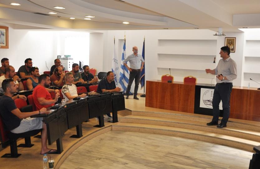 Δήμαρχος Μεσσήνης Γιώργος Αθανασόπουλος