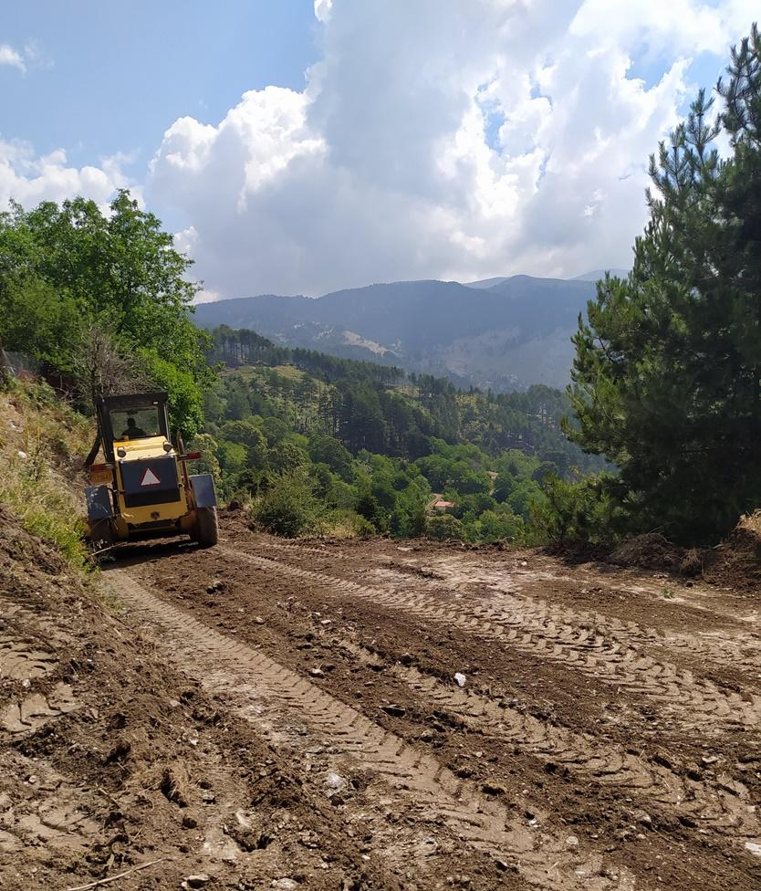 Π. Ε. Μεσσηνίας για έργα οδικής ασφάλειας