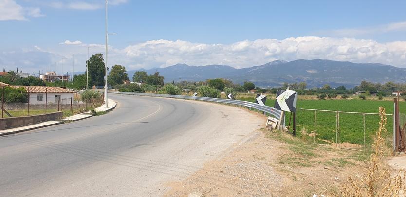 Π. Ε. Μεσσηνίας: Συνεχίζονται τα έργα οδικής ασφάλειας εθνικού και επαρχιακού δικτύου, έργα αντιπυρικής προστασίας 3