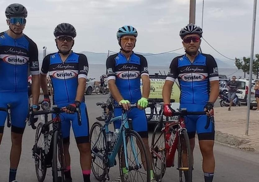 Ευκλής - Πανελλήνιο Πρωτάθλημα Ποδηλασίας Δρόμου