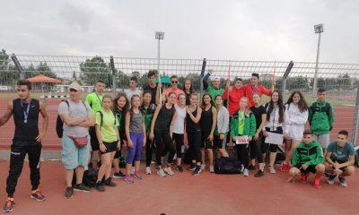 Στους κορυφαίους Συλλόγους της περιφέρειας ο Μεσσηνιακός Γ.Σ. - 3ος στο Διασυλλογικό Πρωτάθλημα 12