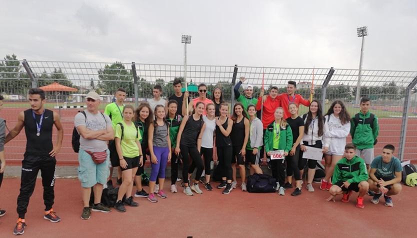 Στους κορυφαίους Συλλόγους της περιφέρειας ο Μεσσηνιακός Γ.Σ. - 3ος στο Διασυλλογικό Πρωτάθλημα 7