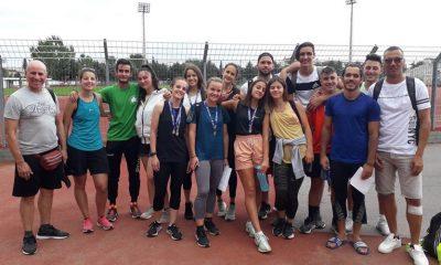 Δυναμική Παρουσία των νέων αθλητών του Μεσσηνιακού Γ.Σ. στο Διασυλλογικό Πρωτάθλημα Ανδρών- Γυναικών 8