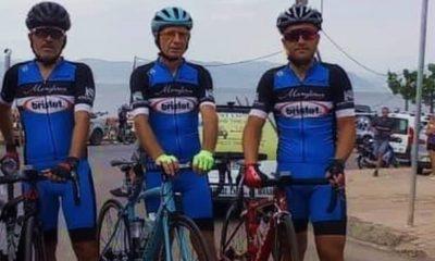 Αγωνιστική ποδηλασία: 2η θέση για Πετρακόπουλο και Μυστριώτη του Ευκλή στη Νεμέα 3