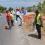 Τοποθέτηση χαλύβδινων στηθαίων ασφαλείας σε δρόμους της Καλαμάτας
