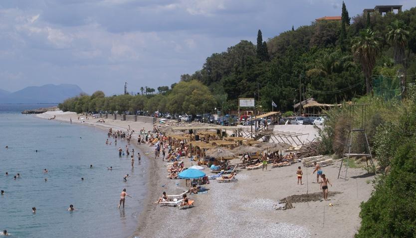 παραλία της Σάντοβας