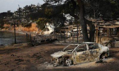 Φωτιά στο Μάτι: «Μαύρη» επέτειος δύο χρόνια μετά την τραγωδία 6