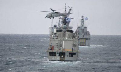 Nαύαρχος Χρηστίδης: Έχουμε πυραύλους να βυθίσουμε 2 φορές τον τουρκικό στόλο 7
