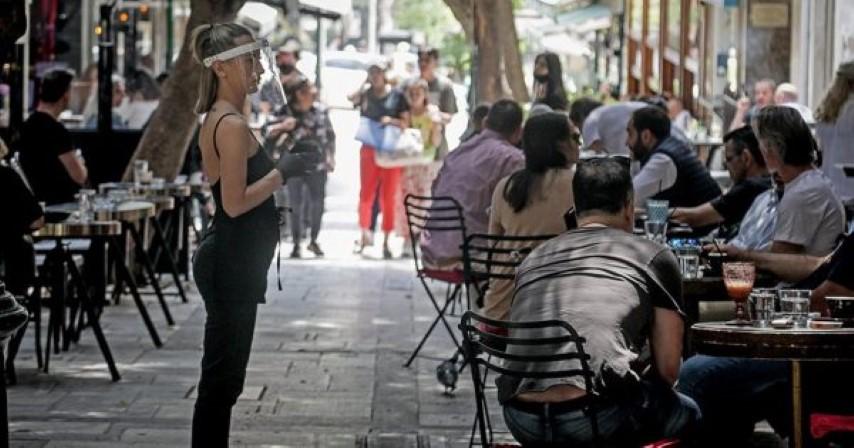 Άρση μέτρων: Καταργείται το όριο των 6 ατόμων ανά τραπέζι σε καφέ και εστιατόρια 8