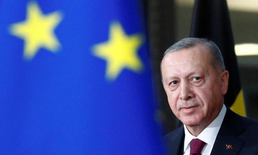 Ηχηρό μήνυμα της Ευρώπης στον Ερντογάν 1