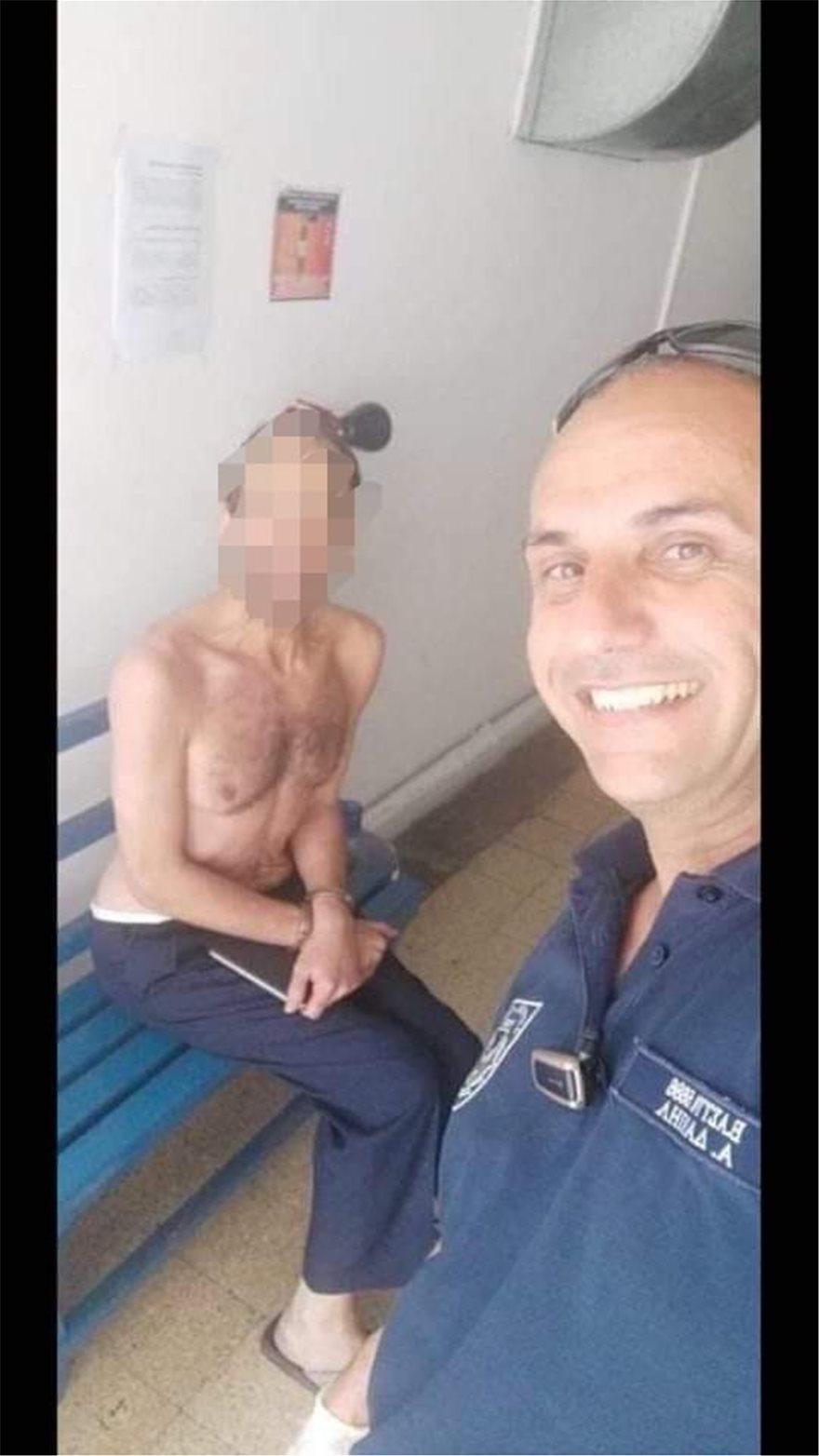 Απίστευτο βίντεο: Πήγε ολόγυμνος σε φαρμακείο της Κύπρου 10