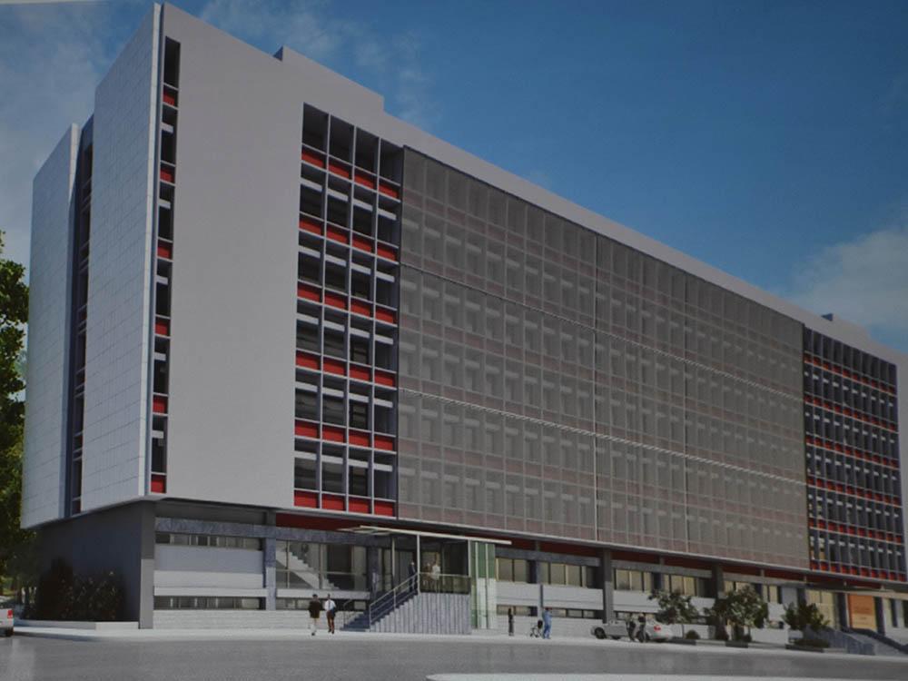 Παρουσιάστηκε η προμελέτη για την ανακατασκευή του Διοικητηρίου της Π.Ε. Μεσσηνίας 4