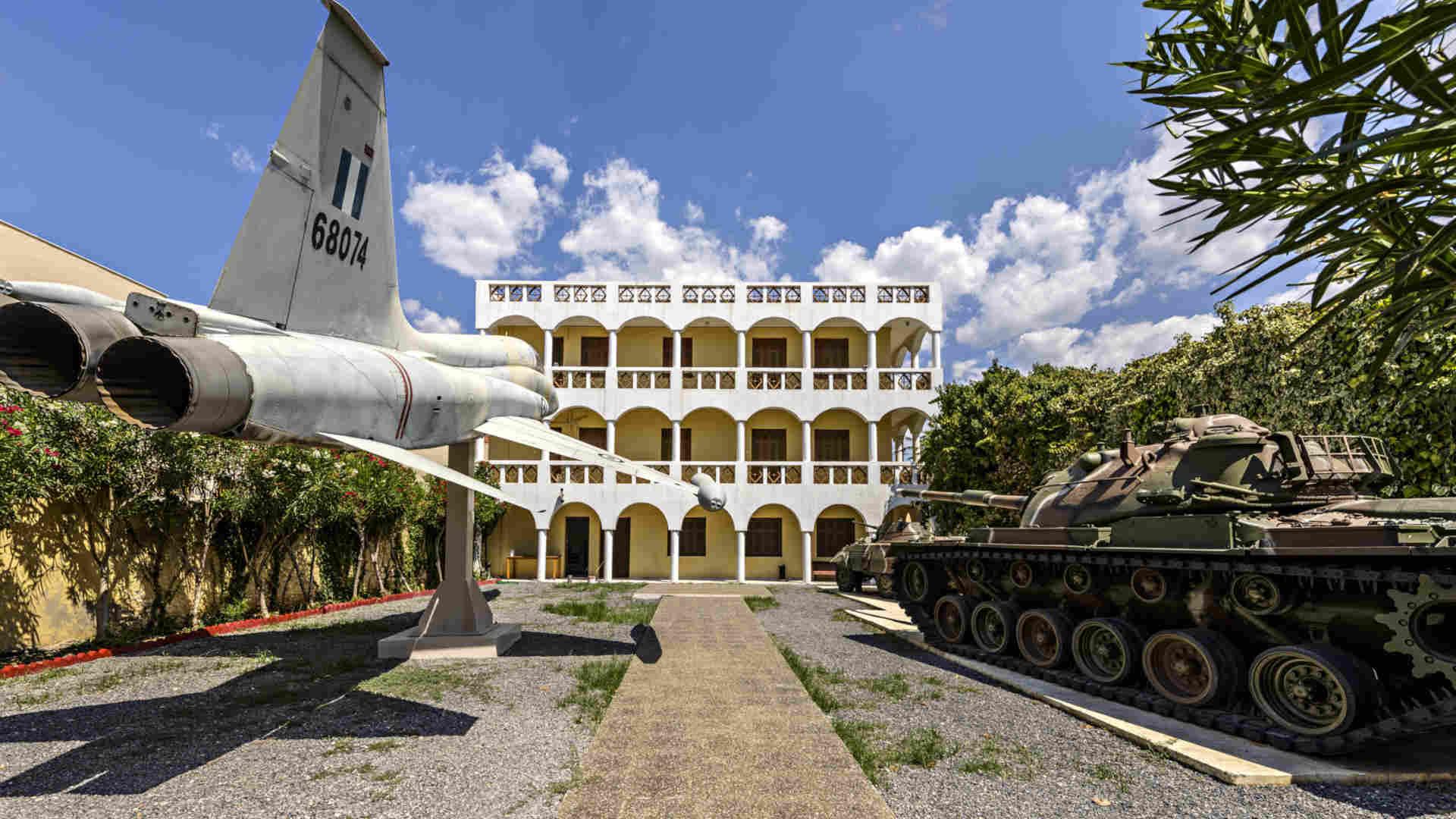 Στρατιωτικό Μουσείο της Καλαμάτας