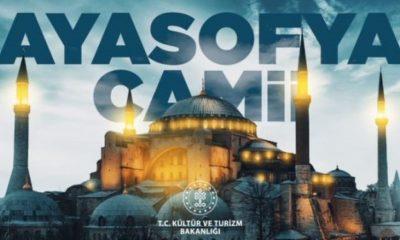 Προκλητικότητα από το Υπουγείο Τουρισμού Τουρκίας: Ως τζαμί παρουσιάζει την Αγία Σοφία με αφίσα 14