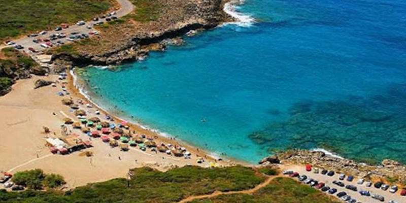 παραλία Στόμιο
