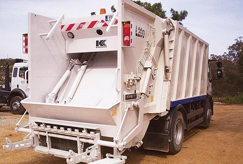Υπεγράφη Συμφωνητικό Προμήθειας Οχημάτων καθαριότητας στον Δήμο Μεσσήνης 12
