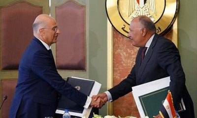 Αίγυπτος: Υπερψηφίστηκε οριστικά η συμφωνία για την ΑΟΖ με την Ελλάδα 2