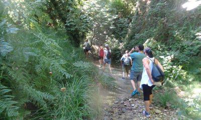 Οι φυσιολάτρες του Ευκλή Καλαμάτας, εξερευνούν στο Φαράγγι Κάκοβος στην Ηλεία 1