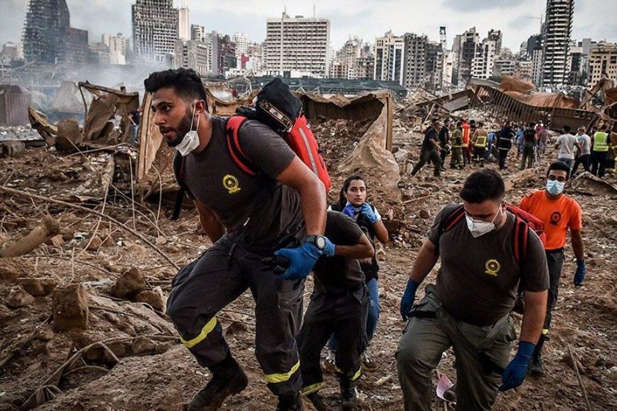 Έκρηξη στη Βηρυτό: Στενεύουν τα περιθώρια για τους δεκάδες αγνοούμενους 14