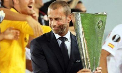 Πρόεδρος της UEFA: Νοκ-άουτ ματς και Final-8 για το μέλλον 4