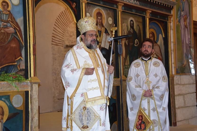 εορτή της Μεταμορφώσεως του Σωτήρος στο Νιόκαστρο της Πύλου
