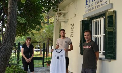 Ενισχύεται η ομάδα μπάσκετ του ''Ευκλή'' με την επιστροφή του Χασανάκου 3