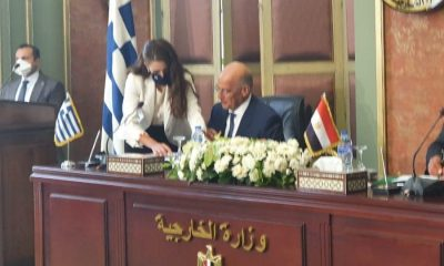 Συμφωνία Ελλάδας – Αιγύπτου για οριοθέτηση ΑΟΖ – Δένδιας: Ακυρώνει το μνημόνιο Τουρκίας – Λιβύης 17