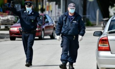 Έλεγχοι ΕΛΑΣ: 509 παραβάσεις χθες για μη χρήση μάσκας 31