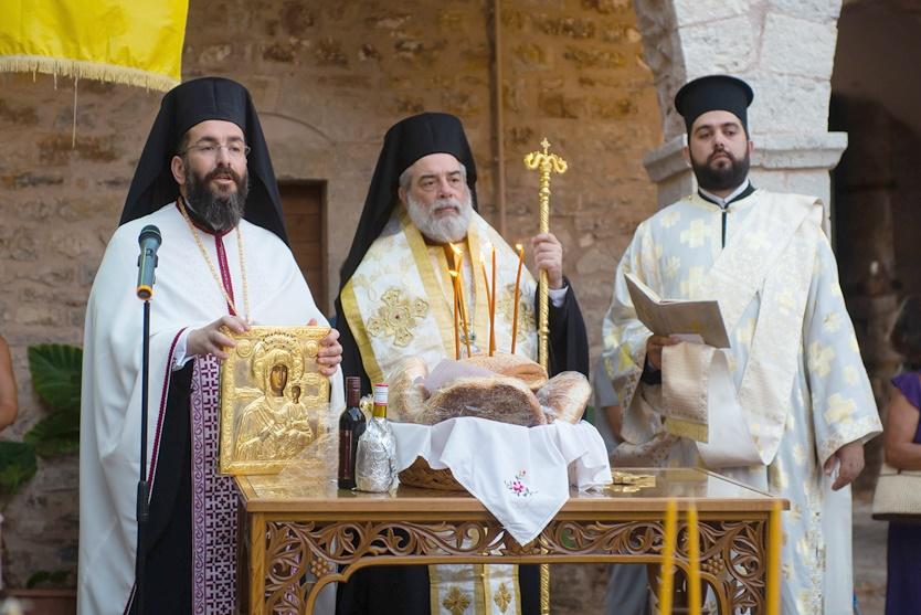Ιερά Μονή Βουλκάνου