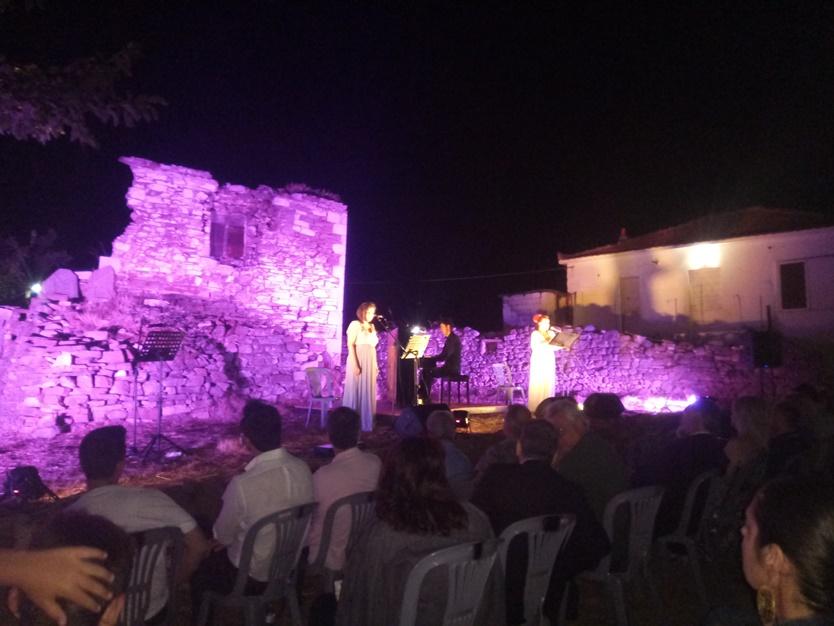 Οικία Μαρία Κάλλας: «4ο Ρεσιτάλ Λυρικού Τραγουδιού – Στον Απόηχο της Σελήνης» 8