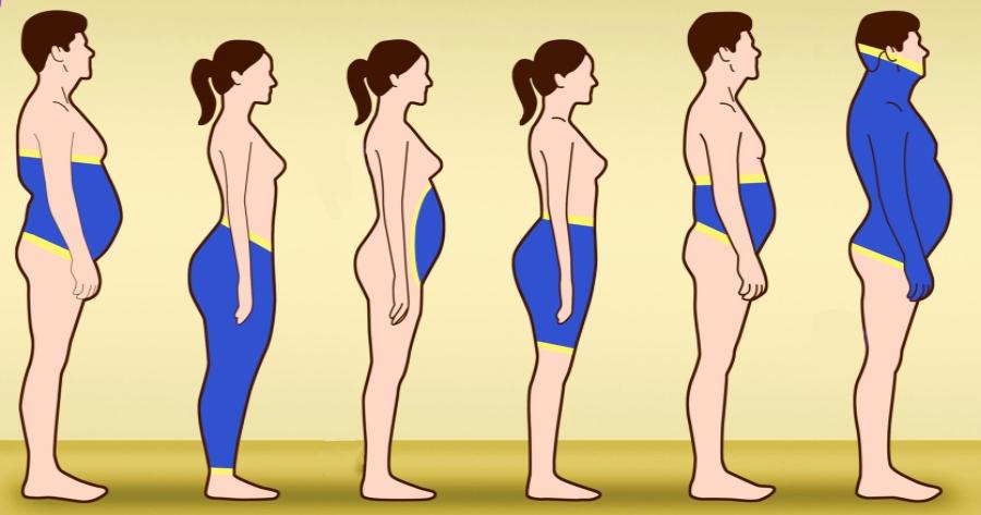 Οι 6 διαφορετικοί τύποι παχυσαρκίας, τι τους προκαλεί και πώς να τους αντιμετωπίσεις 14