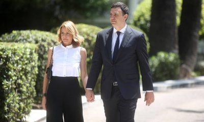 Έγκυος η Τζένη Μπαλατσινού - Θα γίνει πατέρας ο Βασίλης Κικίλιας 4