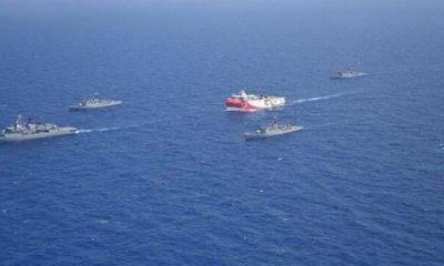 Απάντησαν οι Τούρκοι στα ελληνικά πλοία: «Φύγετε εσείς από την τουρκική ΑΟΖ» 42