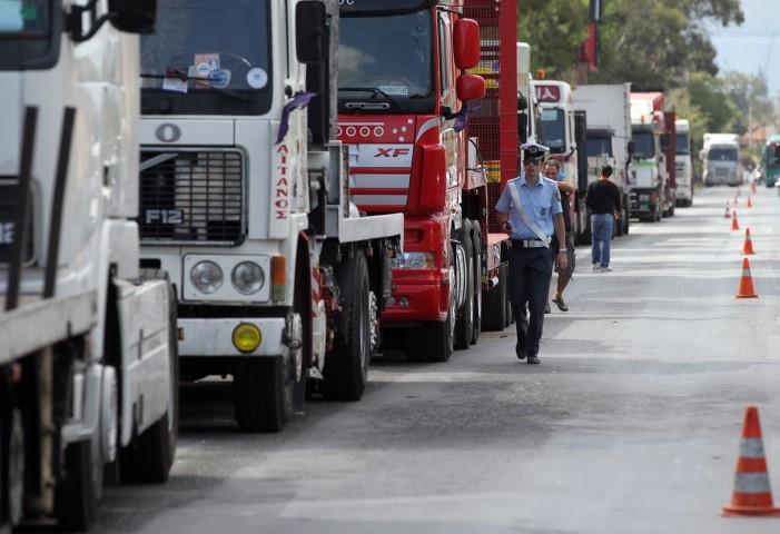 Απαγόρευση κυκλοφορίας φορτηγών άνω του 1,5 τόνου ενόψει Δεκαπενταύγουστου 12
